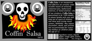 Salsa Label by TwilightPooka