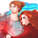 The Dunbroch Twins by xCandySlice