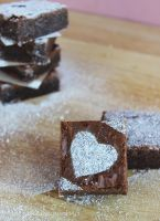 Love Chocolate Brownies by cakecrumbs
