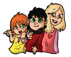 Vali's Family by dulcifluous