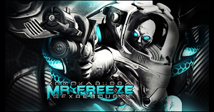 Mr. Freeze by Kooster25