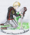 THG: Don't leave me by LedyPotter97