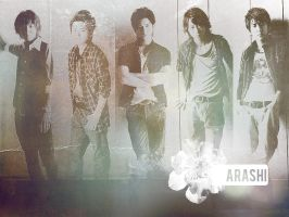 ARASHI FTW by nahlion