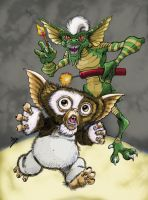 Gremlins by Darkratbat