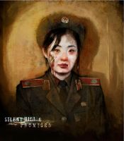 .SilentHill Fanart. by the-John-Doe
