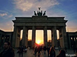Brandenburger Tor by margueta