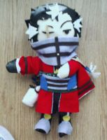 Plushie Auron by anime-palace-ping
