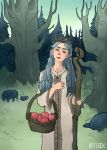 Forest keeper by katebox