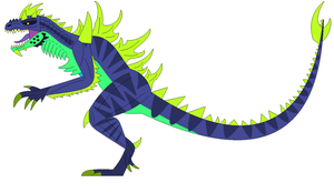 AOK - Super Godzilla by EliteRaptor2015