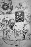 zombie comic mock-up page 4 by myconius