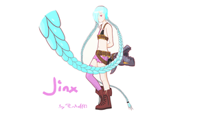 Jinx by Pantoffli