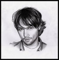 Jared by MikeRobinsArt