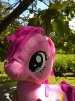 Pinkie Pie Getting Some Shade!! by BeautifulHusky