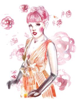 Lily Allen by S-Banh