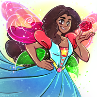 Fairy Stevonnie by visualkid-n