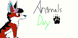 Animals day by 4ellyK