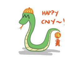 Happy Chinese New Year! by instant-noodle5