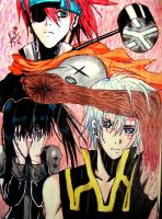 D. Gray-man by SatKyoyama