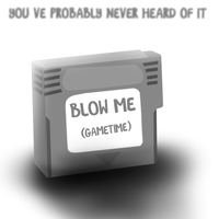 Blow me (gametime) by bunniesRawesome