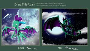 Draw this again ... by BlackySpyro