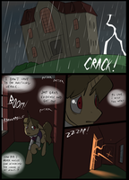 MLP Project - Blood is Thicker... 11 by Metal-Kitty