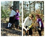 Monkey Island - Guybrush and Elaine costumes by zhobot