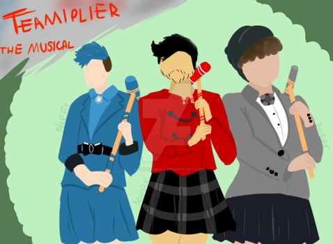Teamiplier - The Musical by NiffyLikesPretzels
