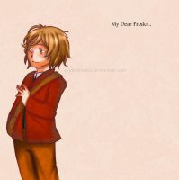 My dear Frodo by darkmanu