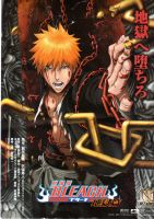 Bleach movie 4 hell chapter by Myhinachan