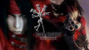 Vincent Valentine wallpaper by ManDaReena