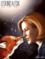 FANART ~ The X-Files, Fox Moment PART II by Calicot-ZC