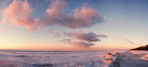Last Days Of Winter panoramic by puu4ux