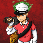 Scout Loadout Icon for Sup m8 by AzurethePanda
