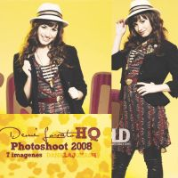 Photopack Demi Lovato #001 by ParamoreTutorials