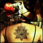 Lotus Tattoo by camsy