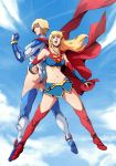 Ame-comi Krypton Girls by SANTI-IKARI