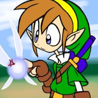 Toony Link by rongs1234