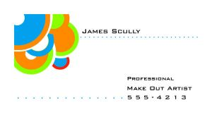 Buisness Card by Scullyart