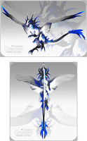 Dracora: Dragon Form Bonus by deathALICE