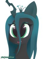 Queen Cheeslegs Headshot by TheOtherDash