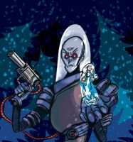 Mister Freeze by Einde