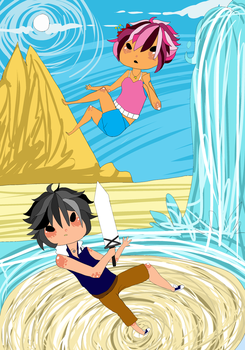 Entry: OH NOES QUICK SAND by Tacsayo