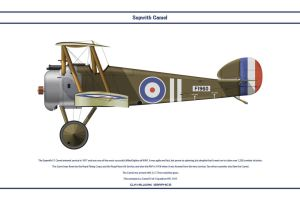 Camel GB 3 Sqn RFC by WS-Clave