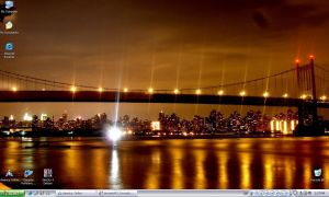 desktop wide NY by tomasNY