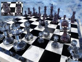 Chess wallpaper by TLBKlaus