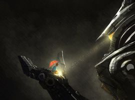 pacific rim robot by emanshiu