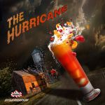 TGI  Fridays Cocktails Artwork - The Hurricane by squiffythewombat