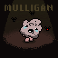 The 8-bit of Isaac: Mulligan by megablast