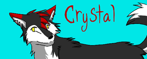Crystal banner by crystal-alius