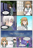 The Punisher preview by foxpower93
